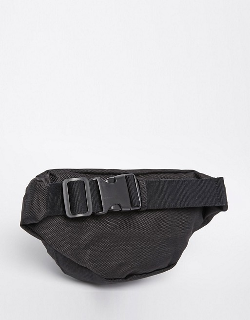 Jack & Jones Black Bum Bag