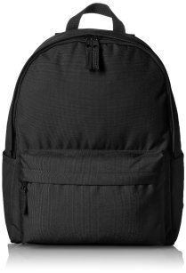 AmazonBasics Black Backpack