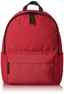 AmazonBasics Red Backpack