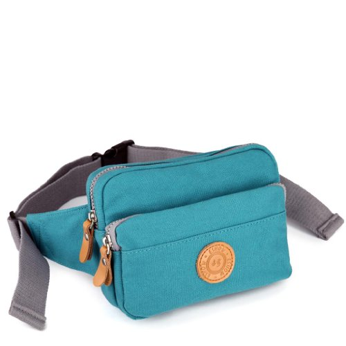 Eshow Blue Bum Bag