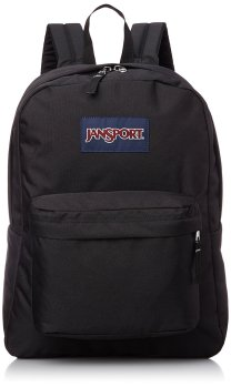 Jansport Black Backpack