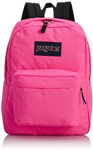 Jansport Pink Backpack
