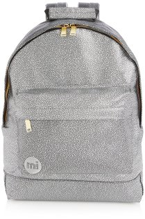 MiPac Grey Dot Backpack