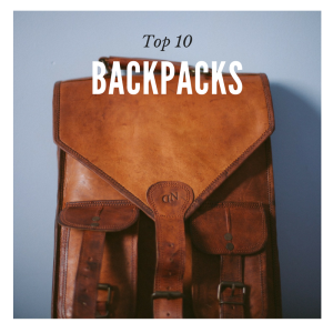Top 10 Backpacks