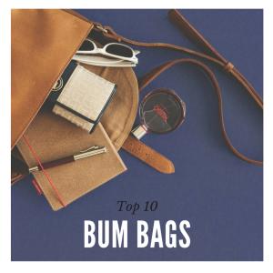 Top 10 Bum Bags